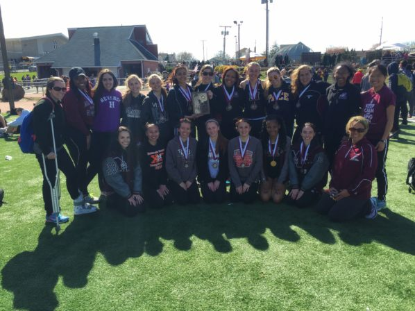 Matawan Girls Win Husky Relays!