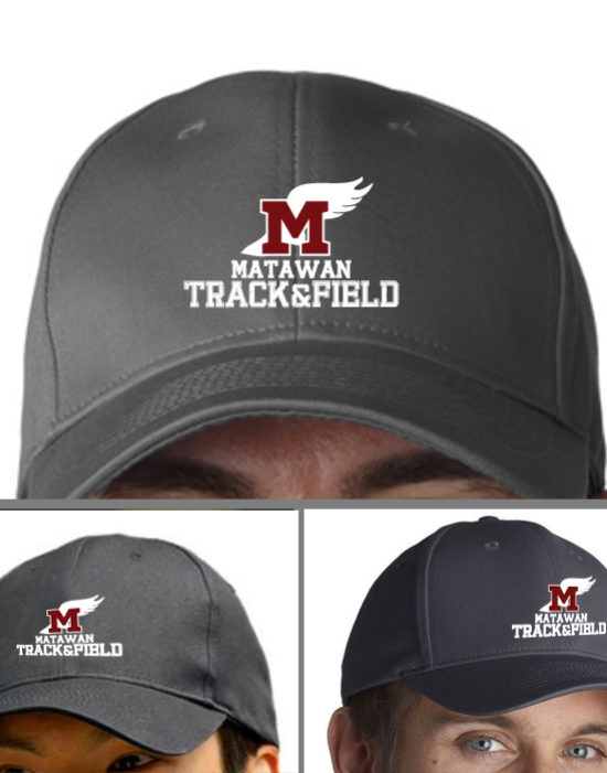 Track & Field Grey Hat